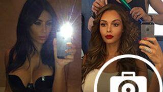 Instagram : Nabilla en shooting, Kim Kardashian très décolletée, Shy'm en studio ! (33 PHOTOS)
