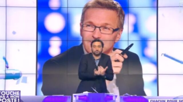 TPMP : Cyril Hanouna répond au tacle de Laurent Ruquier (VIDEO)