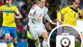 Zlatan, Falcao, Bale, Nasri... Notre liste des 23 plus grands absents du Mondial 2014 (30 PHOTOS)