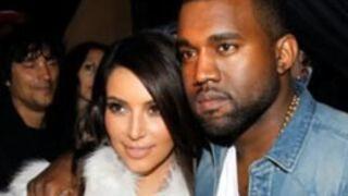 Kim Kardashian et Kanye West attendent un bébé