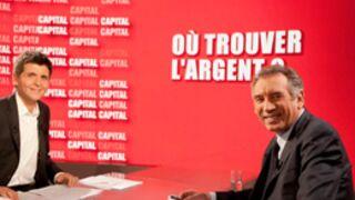 Audiences : Score moyen pour François Bayrou dans Capital