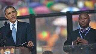 Hommage à Mandela : Le faux interprète admis en psychiatrie (VIDEO)