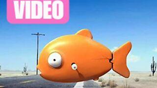Le premier teaser de Rango (VIDEO)