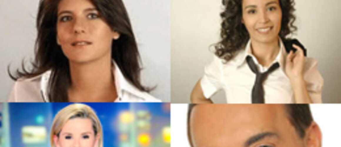 Mercato t l 2012 2013 qui part qui reste le point for Coupe de cheveux julie andrieu