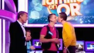 Une famille en or : une demande en mariage gay sur le plateau ! (VIDEO)