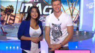 Ayem fait ses premiers pas en tant que présentatrice sur NRJ 12 (VIDEO)