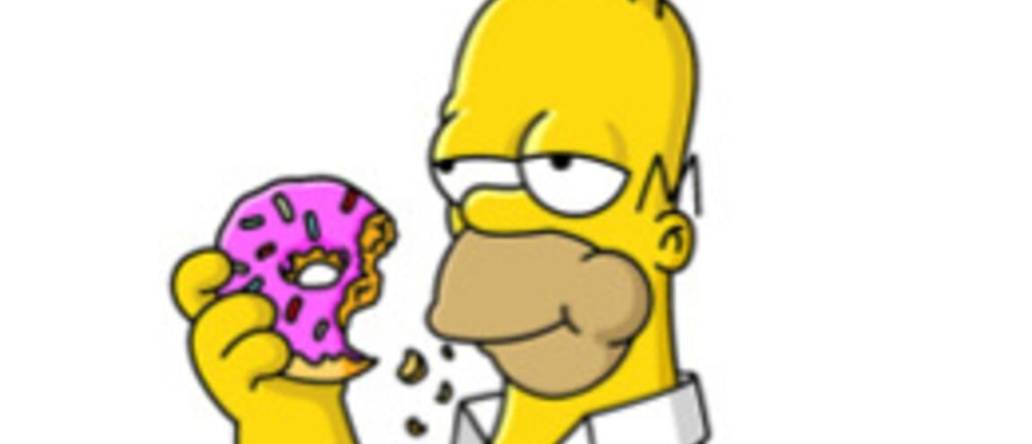 Homer Simpson Personnage Préféré Des Américains