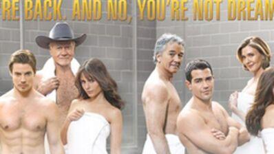 Les acteurs de la suite de Dallas se dénudent (PHOTO)