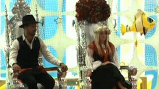 Secret Story 7 : des fiançailles déjantées et le départ d'Emilie (VIDEOS)
