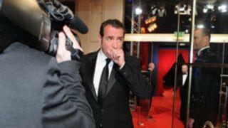 Jean Dujardin enchaîne les interviews à la télévision