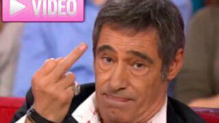 Gérard Lanvin insulte violemment les journalistes (VIDEO)