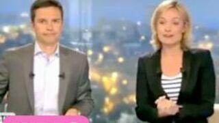 """Lapsus d'une journaliste belge : """"Ils ont retrouvé toute leur verge"""" (VIDEO)"""