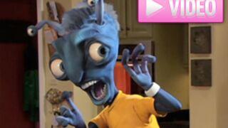 Jeunesse. Marvin Marvin, le nouvel alien, débarque sur Nickelodeon !