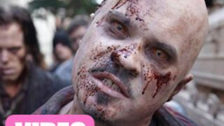 The Walking Dead : Les zombies attaquent... (VIDEO)