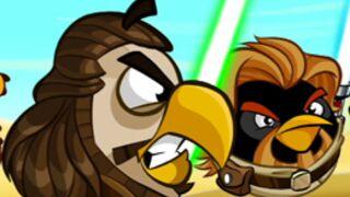Les Angry Birds vont à nouveau rencontrer l'univers de Star Wars (VIDEO)