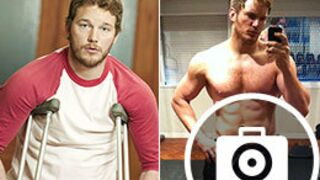 Chris Pratt (la star des Gardiens de la galaxie) : Quelle transformation physique ! (18 PHOTOS)