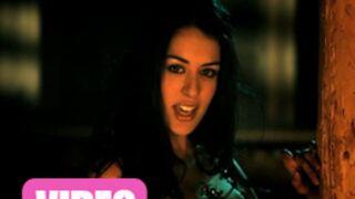 Cléopâtre : nouveau clip avec Sofia Essaïdi