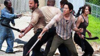 The Walking Dead : une saison 4 et un nouveau showrunner