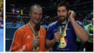 Handball : Un carton d'audience... et des revendications