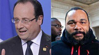 François Hollande, Julie Gayet, Dieudonné... Retour sur les personnalités de la semaine