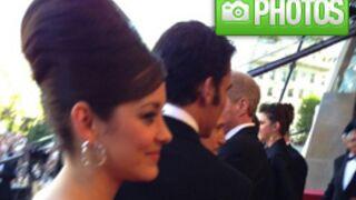 Twitter Cannes 2013: le chignon de Cotillard, Longoria et ses amies... (PHOTOS)