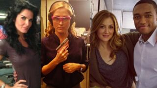 Rizzoli & Isles : les coulisses de la série vues par les actrices (42 PHOTOS)