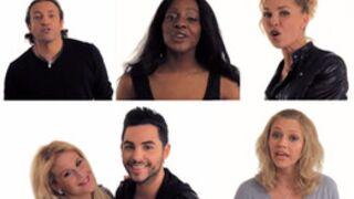 Alban, Sabrina (Secret Story 5) et Philippe Candeloro réunis dans un clip (VIDEO)