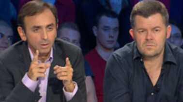 Taclé par Laurent Ruquier, Eric Naulleau lui répond sur Twitter