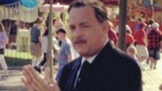 Première photo de Tom Hanks en Walt Disney !