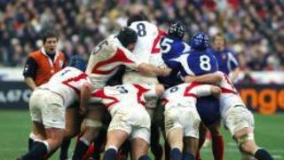 Rugby : France-Angleterre en 3D relief !