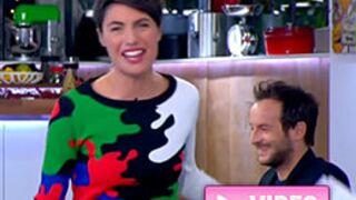 Alessandra Sublet a-t-elle réussi son retour dans C à vous ? (VIDEO)