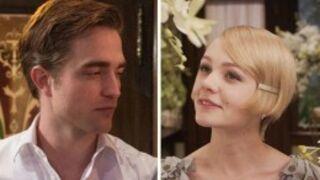 Robert Pattinson manipulé par Carey Mulligan
