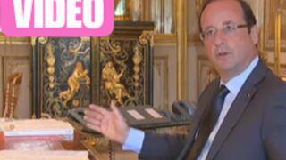 Découvrez le reportage exclusif de TF1 dans les coulisses de l'Elysée (VIDEO)