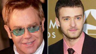 J. Timberlake et Elton John refusent American Idol
