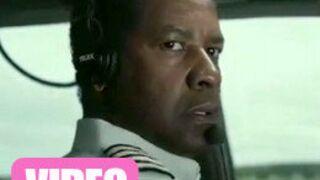 Denzel Washington : Pilote de ligne trouble dans Flight (VIDEO)