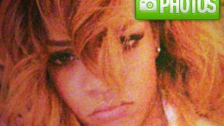 Twitter : Rihanna joue à cache-cache, Shy'm griffée... (PHOTOS)