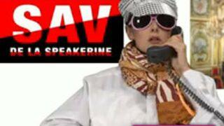 Faites connaissance avec le Service Après-Vente de la Speakerine (VIDEO)