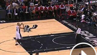 Tony Parker : son incroyable lancer-franc raté en NBA (VIDEO)