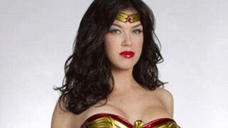 Wonder Woman prend un vent par NBC