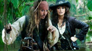 Bande-annonce : Pirates des Caraïbes 4 avec J.Depp et Penélope Cruz (VIDEO)