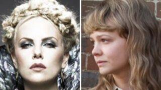 Qui portera la couronne de Lady Di : Charlize Theron ou Carey Mulligan ?