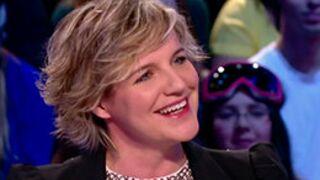 Une pierre de curling de 150 kilos... La bourde de Céline Géraud qui fait rire Twitter