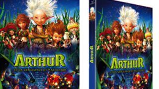 Sorties DVD : Arthur et la vengeance de Maltazard, Le Vilain, Panique au village