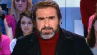 Éric Cantona prend la place de Michel Denisot au Grand Journal (VIDEO)