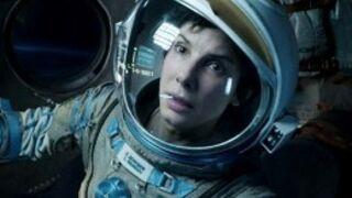 Gravity : une scène coupée dans le bonus DVD !