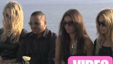 Hollywood Girls : Découvrez les images de l'enterrement d'Ayem (VIDEO)