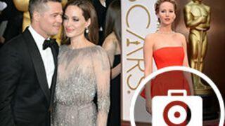 Oscars 2014 : Jennifer Lawrence, Brad et Angelina... Le meilleur du tapis rouge (35 PHOTOS)