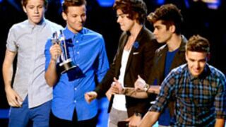 Chris Brown et One Direction, rois des MTV Video Music Awards