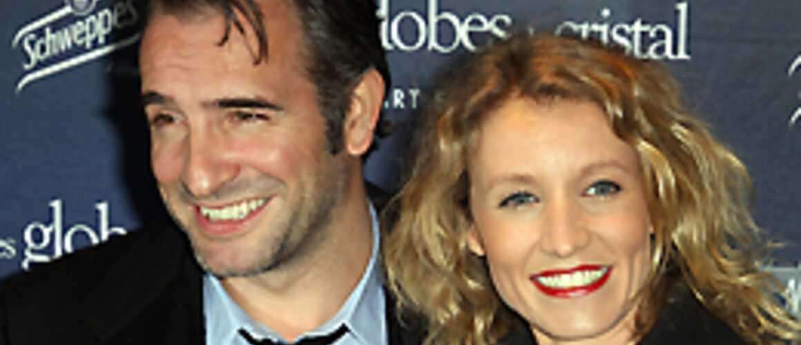 Jean dujardin et alexandra lamy le couple qui fait le for Dujardin qui fait le chameau