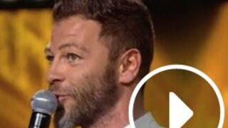 """Christophe Maé remporte La chanson de l'année avec """"Tombé sous le charme"""" (VIDEO)"""